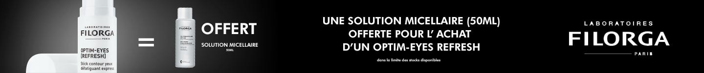 solution micellaire offerte