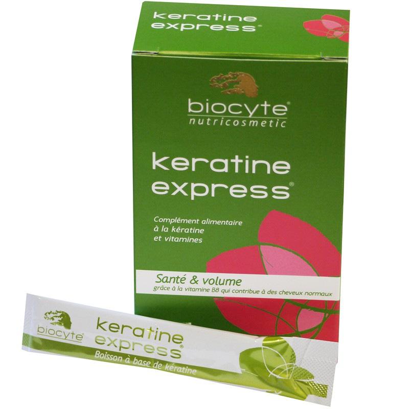 Biocyte kératine express - Biocyte | Pharmacie des drakkars