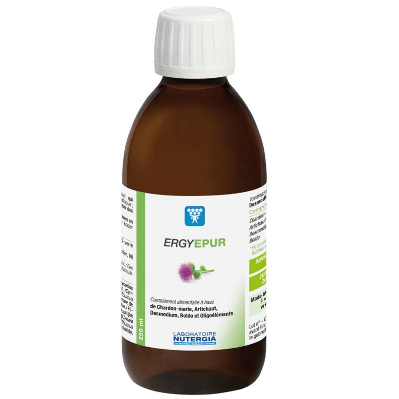 NUTERGIA Ergyepur - NUTERGIA | Pharmacie des drakkars