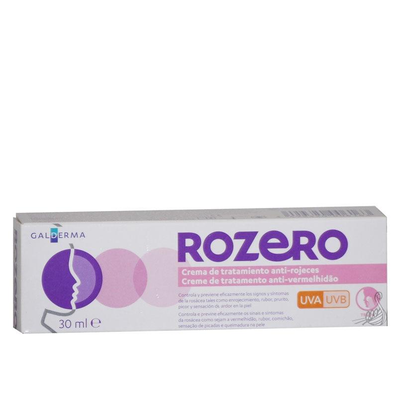 rozero cr me anti rougeurs galderma pharmacie des drakkars. Black Bedroom Furniture Sets. Home Design Ideas