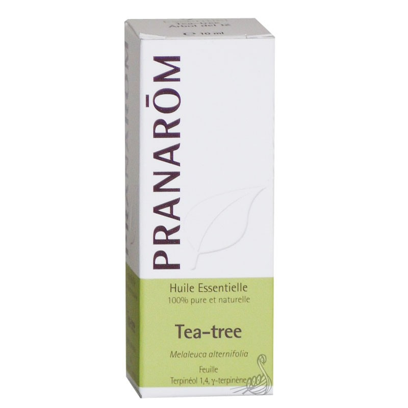 Pranarom huile essentielle tea tree 10ml pranarom pharmacie des drakkars - Huile essentielle tee tree ...
