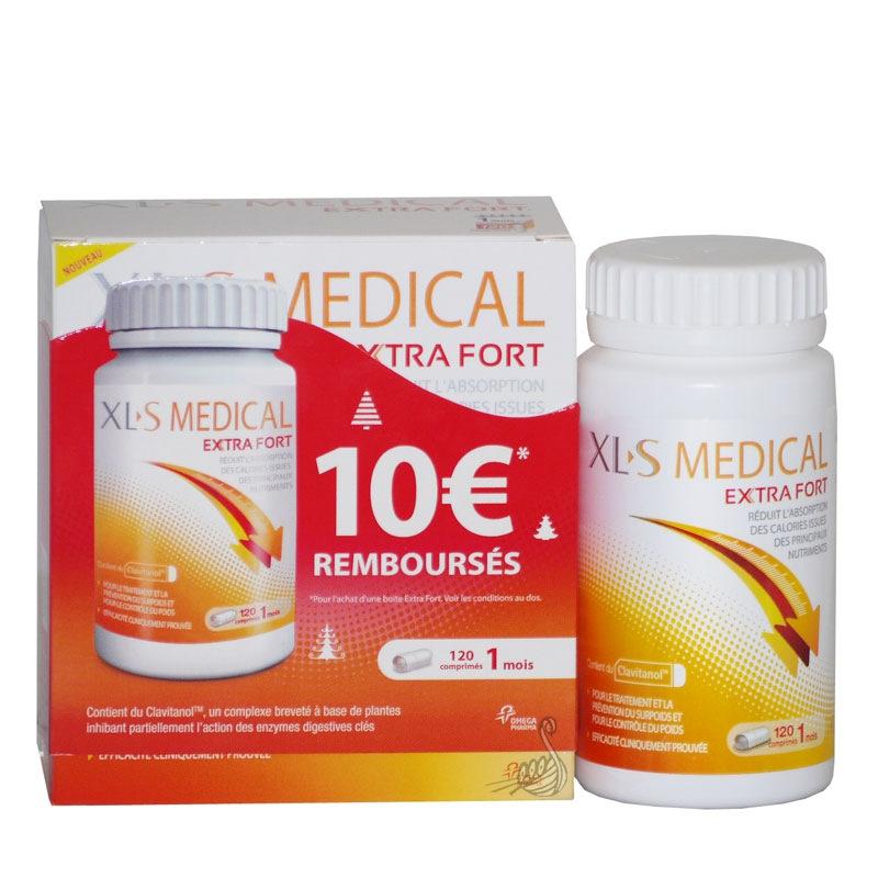 XLS MEDICAL Extra fort - XL-S MEDICAL