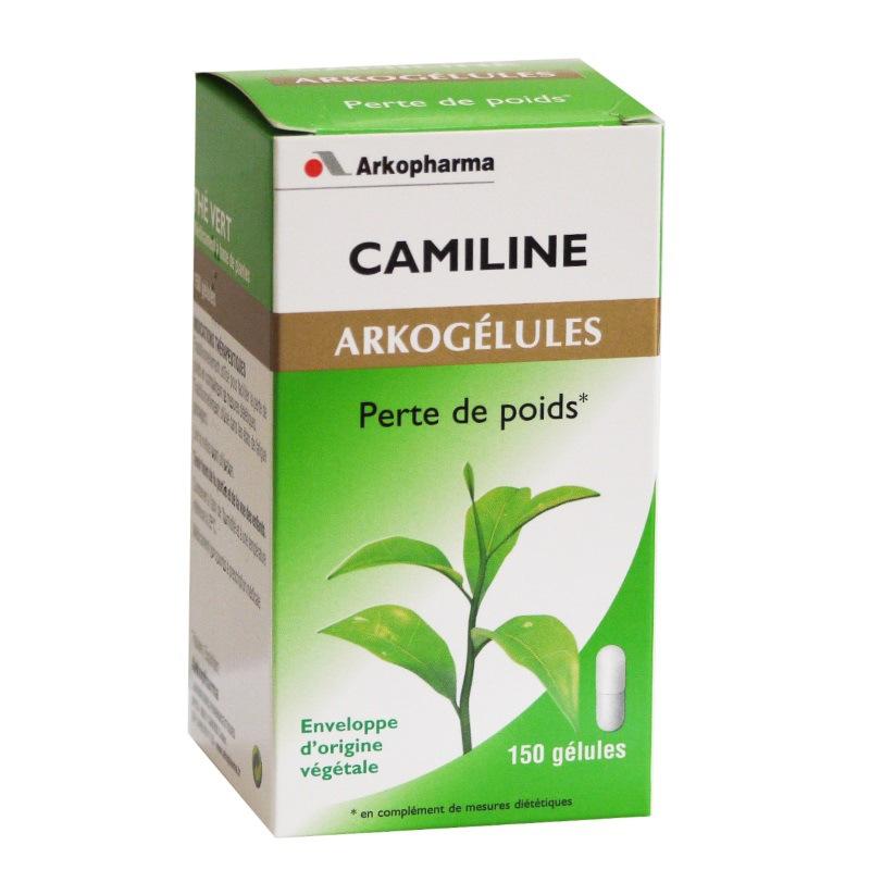 Prix d'Arkogélules camiline - Amaigrissant - 150 gélules