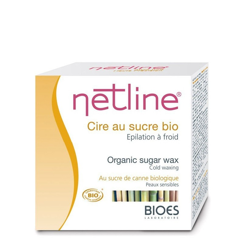 netline cire au sucre bio bioes pharmacie des drakkars. Black Bedroom Furniture Sets. Home Design Ideas