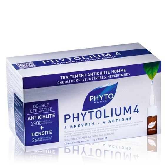 phytolium 4 traitement antichute homme phyto pharmacie des drakkars. Black Bedroom Furniture Sets. Home Design Ideas