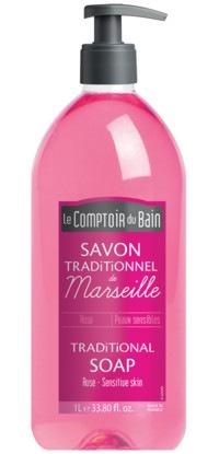 Le comptoir du bain savon liquide de marseille le - Savon liquide de marseille le comptoir du bain ...