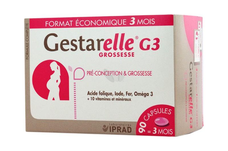 fer naturel pour femme enceinte