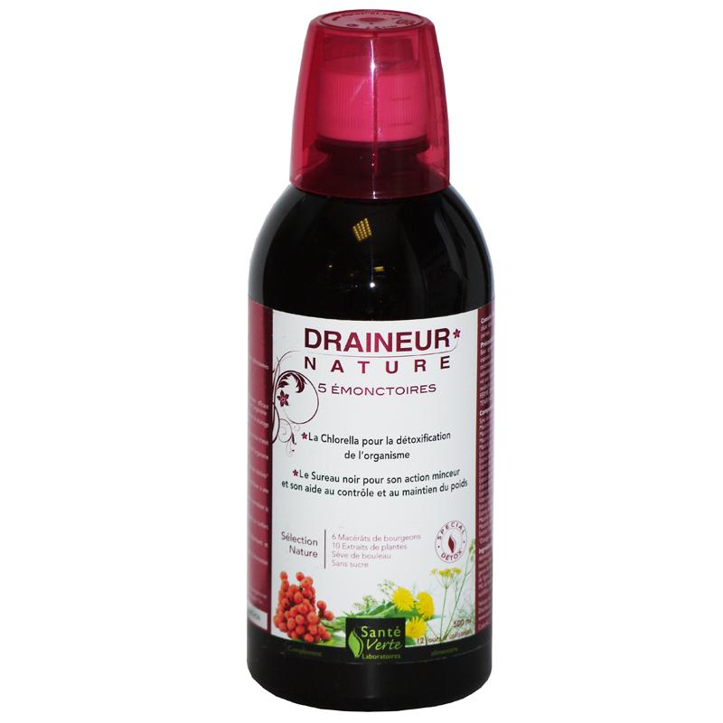 Santé verte Draineur nature - Santé Verte | Pharmacie des