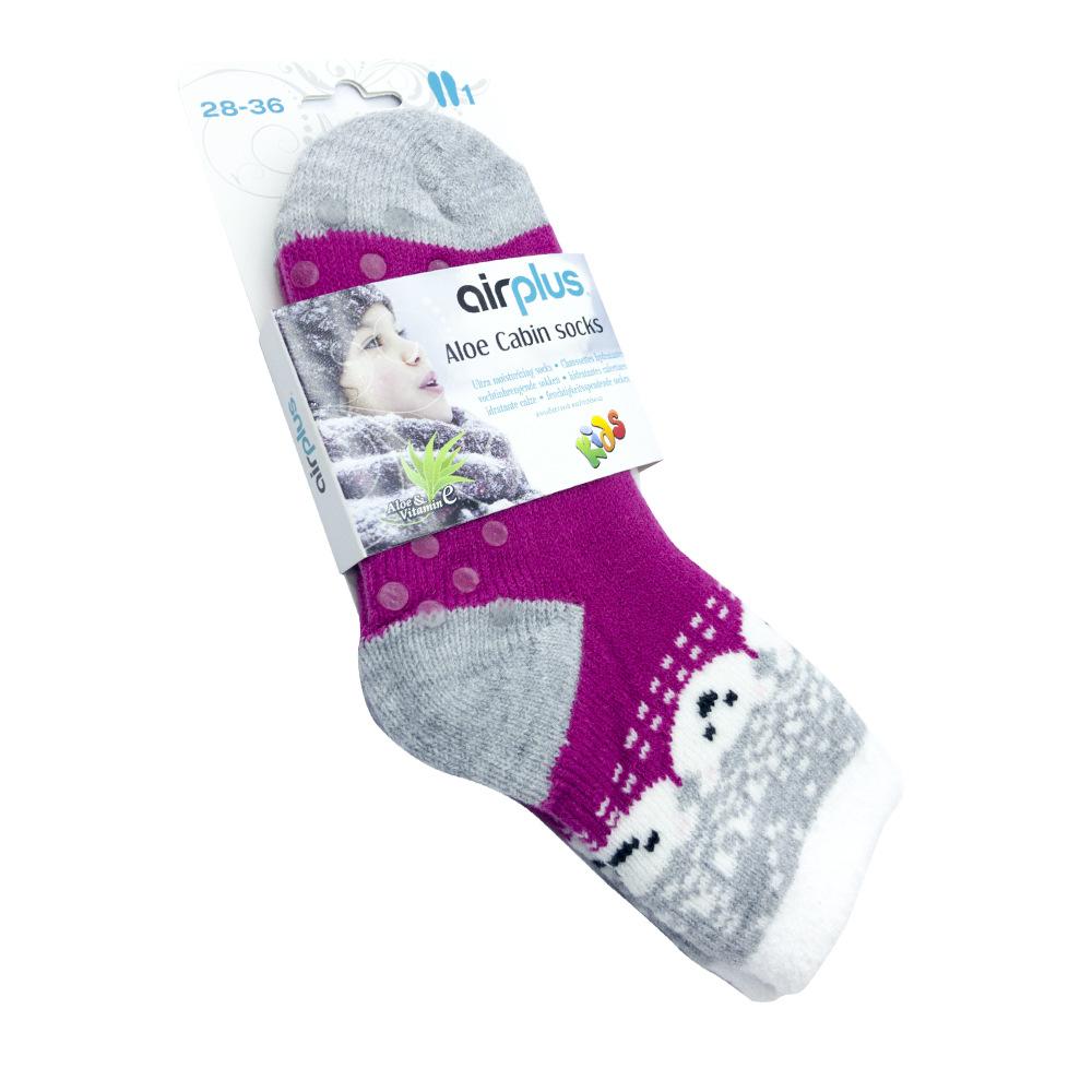 Airplus Aloe Cabin Socks Chaussettes Hydratantes 28 36