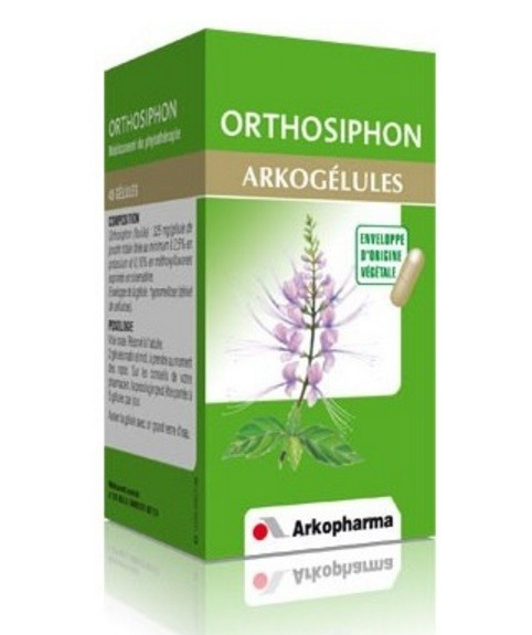 Prix d'ARKOPHARMA Arkogélules Orthosiphon 325 mg - 150 gélules