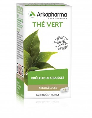 Arkogélules Thé Vert Camiline 45 ou 150 gélules