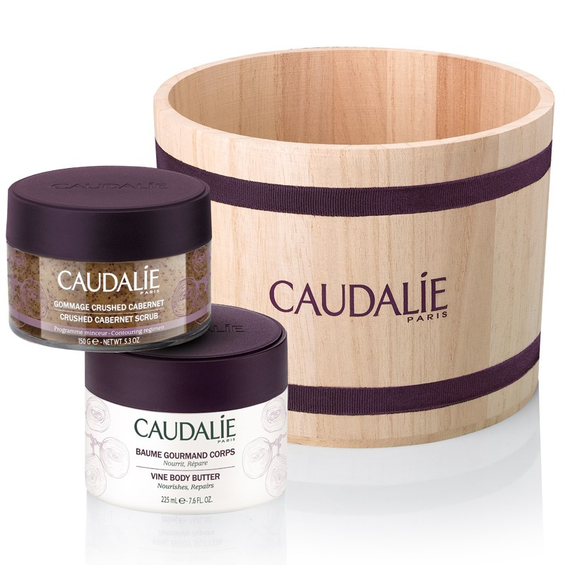 caudalie coffret no l 2017 spa la maison caudalie pharmacie des drakkars. Black Bedroom Furniture Sets. Home Design Ideas
