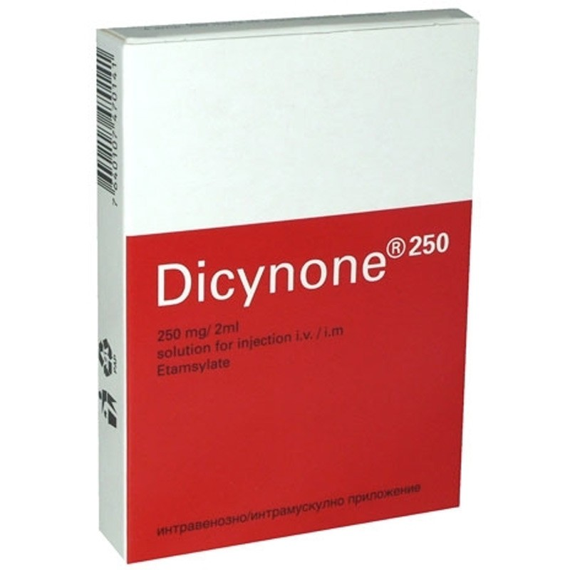 prix de dicynone 250 mg 2 ml ampoules om pharma. Black Bedroom Furniture Sets. Home Design Ideas