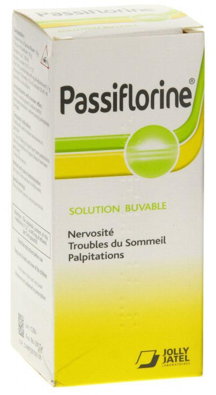 Passiflorine Nervosité Troubles du Sommeil Palpitations - solution buvable  125 ml