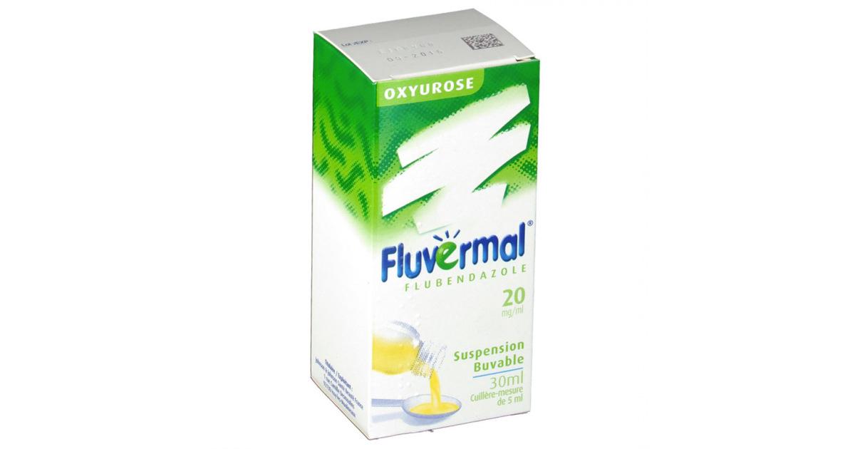 Fluvermal sirop 30 ml - Autre   Pharmacie des drakkars
