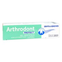 Arthrodont Dentifrice gel fluoré Protect