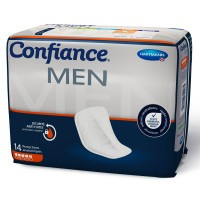 Confiance Men taille 5 - 14 protections absorbantes