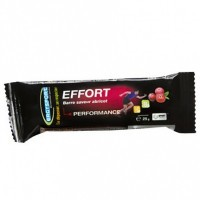 Ergysport barre performance fruits rouges Nutergia