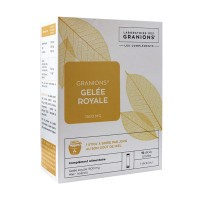 Laboratoire des Granions Gelée Royale 1500mg - 15 sticks