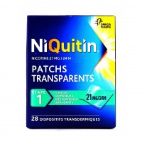 Niquitin 21 mg/24h 28 patchs