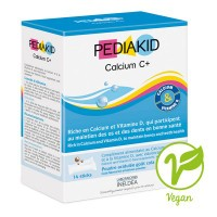 Pediakid - Calcium C+ - 14 sticks