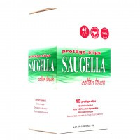 Saugella Cotton Touch 40 Protège-Slips