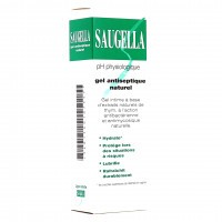 Saugella Gel Antiseptique Naturel 30ml