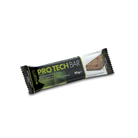 +Watt Barre protéinée Pro Tech Bar Double Chocolat 50 g