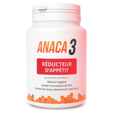 Anaca3 Réducteur d'appétit 90 gélules - Anaca3 | Pharmacie