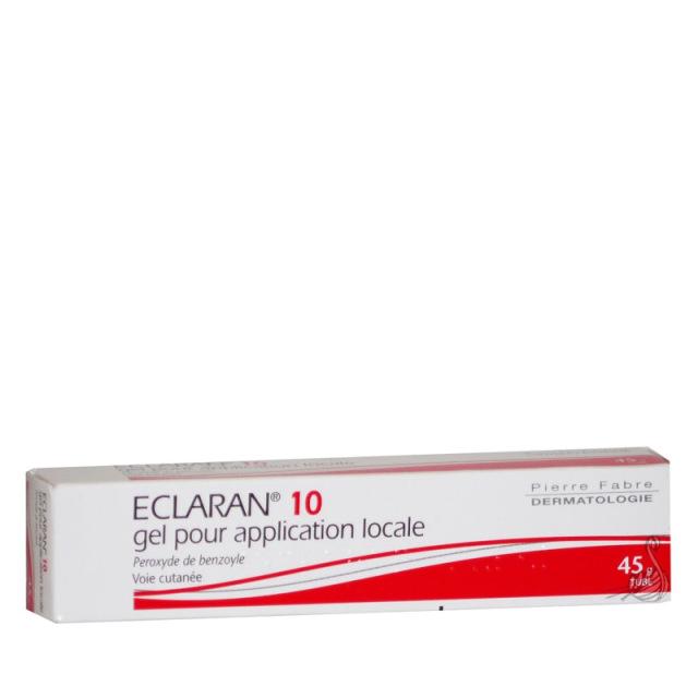 Eclaran Gel Pour Locale Application 10 80vNnOmw