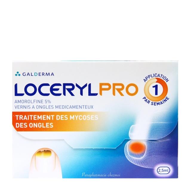 Loceryl Pro 5 Traitement Mycose Des Ongles