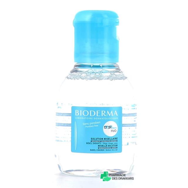 Bioderma ABCDerm H2O flacon 100ml 1litre