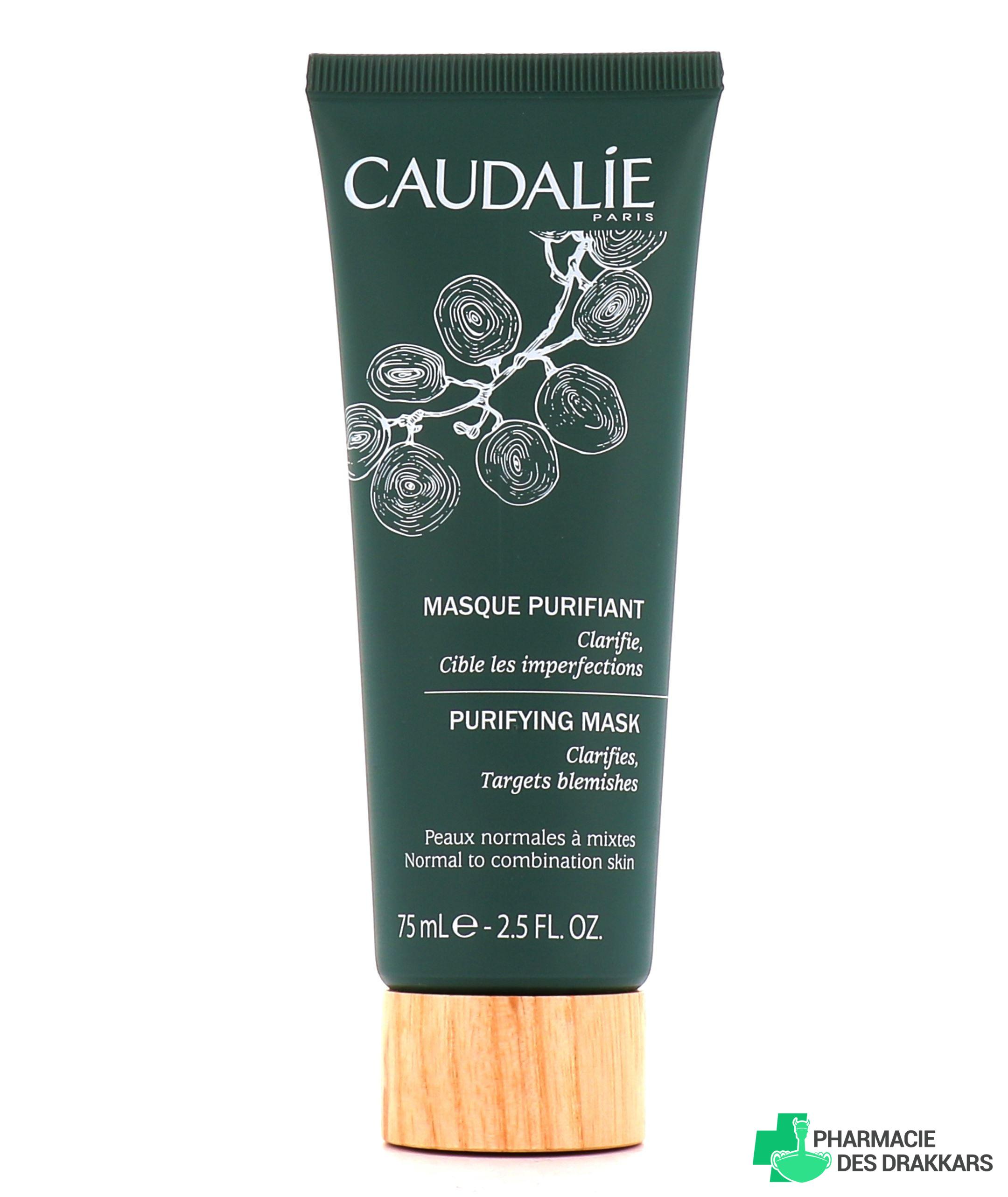 Masque purifiant 75 ml Caudalie - Caudalie | Pharmacie des ...