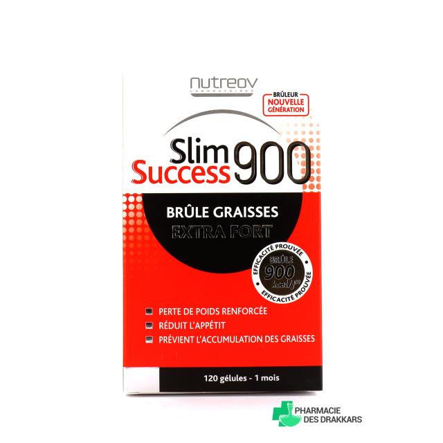 Slim Success 900 - Brûle Graisses Extra Fort - Nutreov