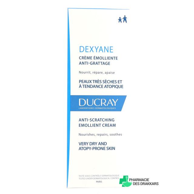 Ducray Dexyane Crème Emolliente Anti-Grattage 200ml