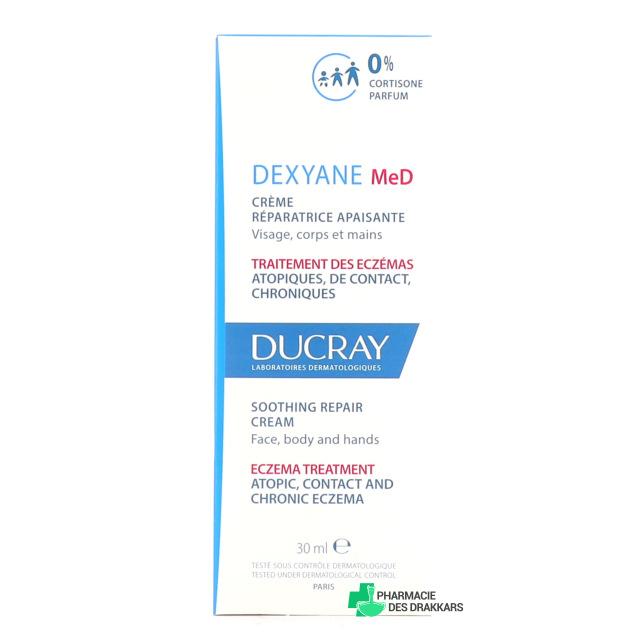 Ducray Dexyane MeD Crème Réparatrice Apaisante 30ml