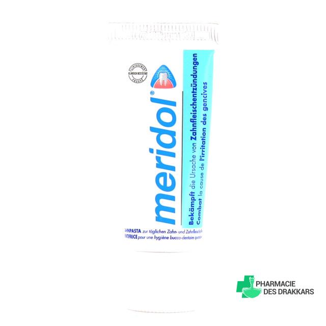 Meridol Pur Dentifrice en 75 ml