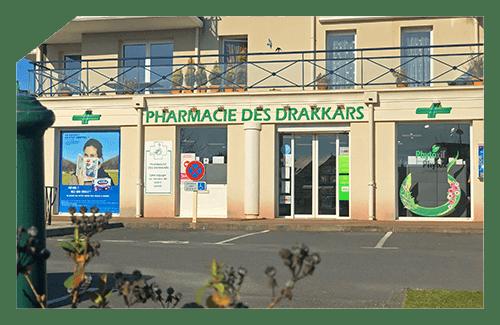 Pharmacie des Drakkars : ma pharmacie en ligne au meilleur